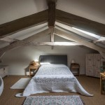 Attic bedroom 2, 2015