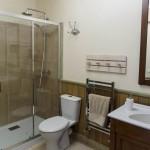 Ensuite bathroom, bedroom 1, 2015