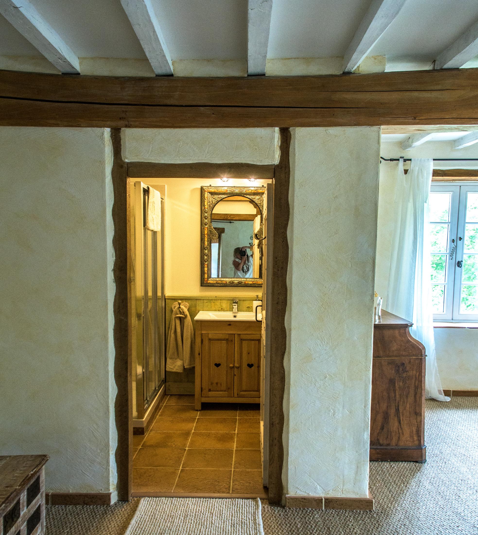 Ensuite bathroom, Bedroom 2, 2020